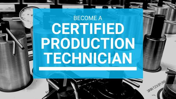 New Program – Certified Production Technician – Fostoria Learning Center